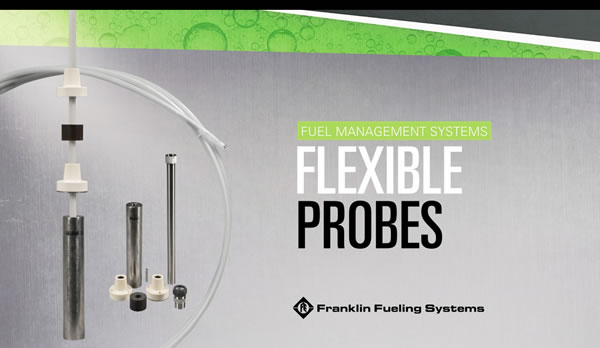 Franklin Flexible Probes