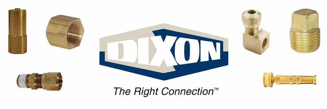 Dixon Brass Fittings