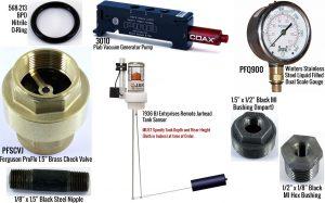 Myers Vacuum Test Kit