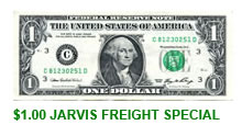 Jarvis Freight Special
