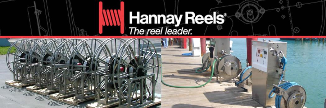 New Hannay Reels 3-Year Limited Warranty