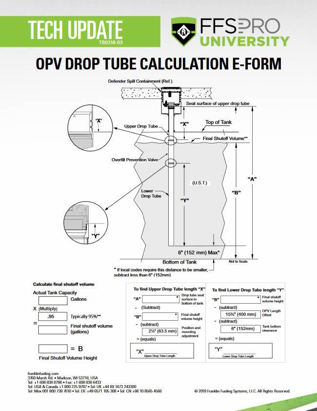 FFS OPV Interactive Calculation Form