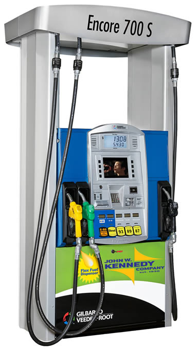 Gilbarco Encore 700 S Flex Fuel