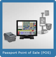 Gilbarco Passport Point of Sale Systems