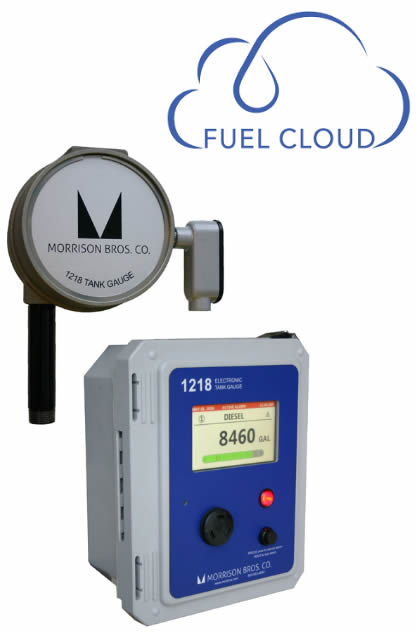 Morrison Brothers 1218C FuelCloud Integration
