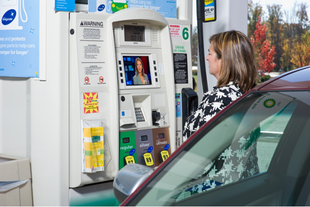 Power of Media to Increase Sales at Your Gas Pump