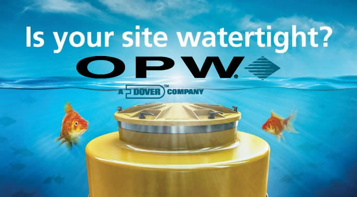 OPW ElectroTite - Is your site underwater?