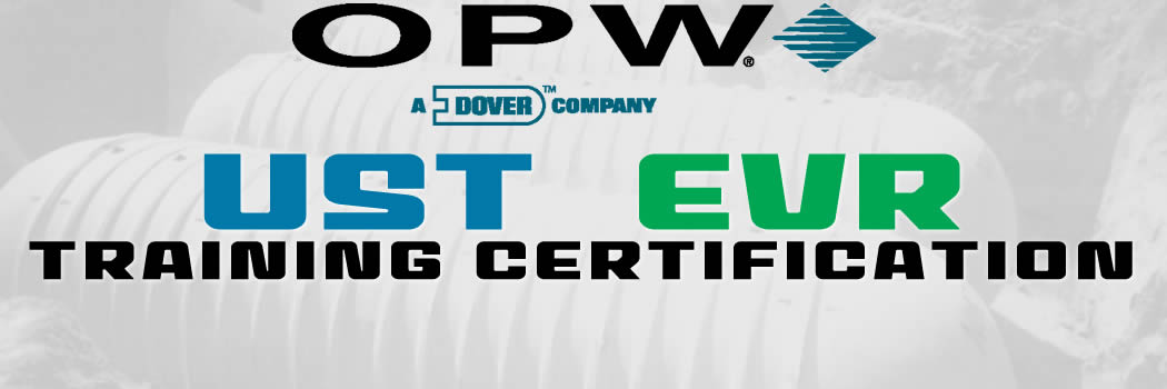 OPW New England UST EVR Certification Class – Official Invitation ( December 12, 2018 )