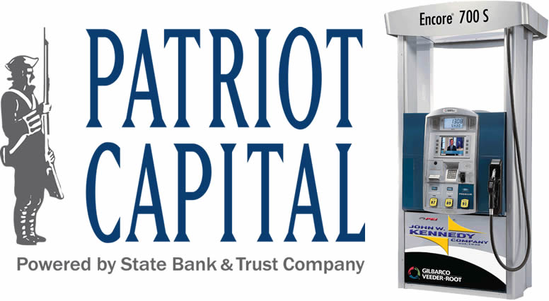 Patriot Capital & Gilbarco Encore 700's