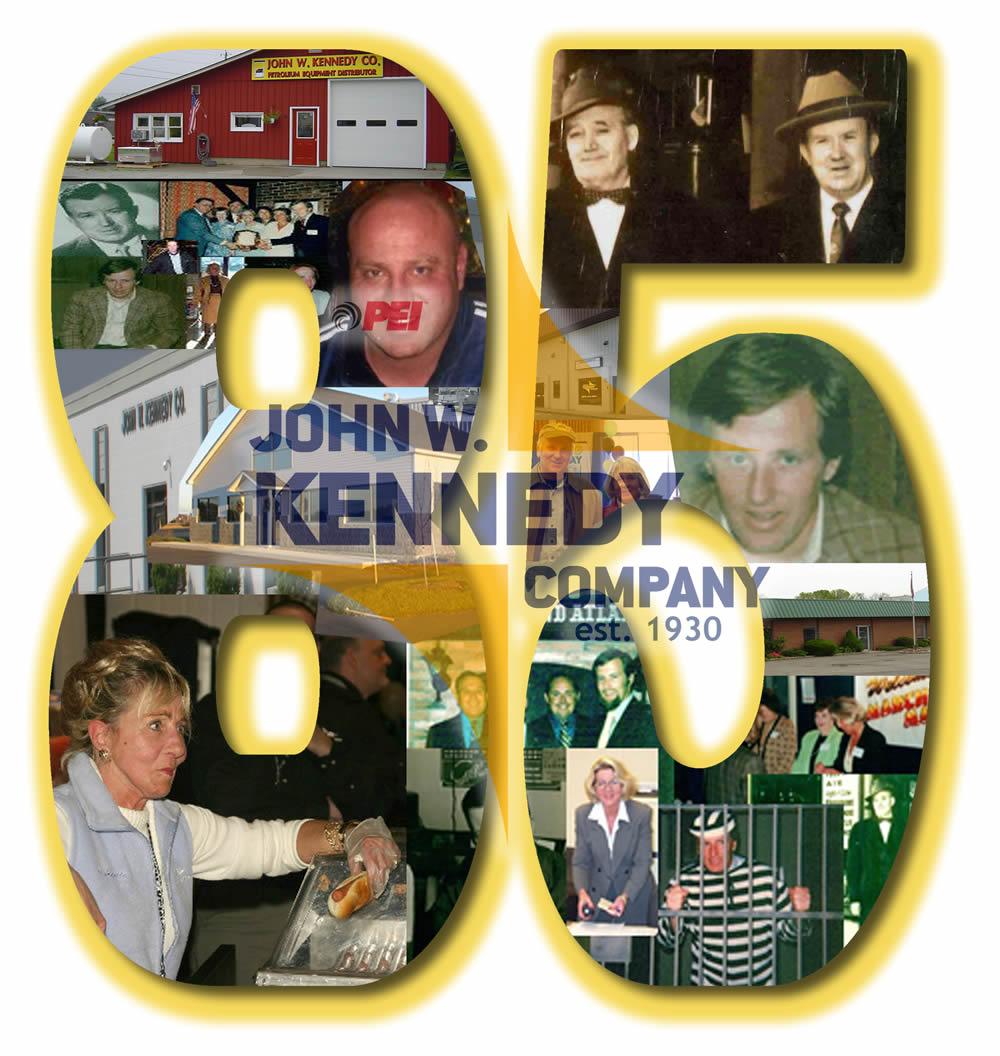2015 JWK Trade Show 85 Years