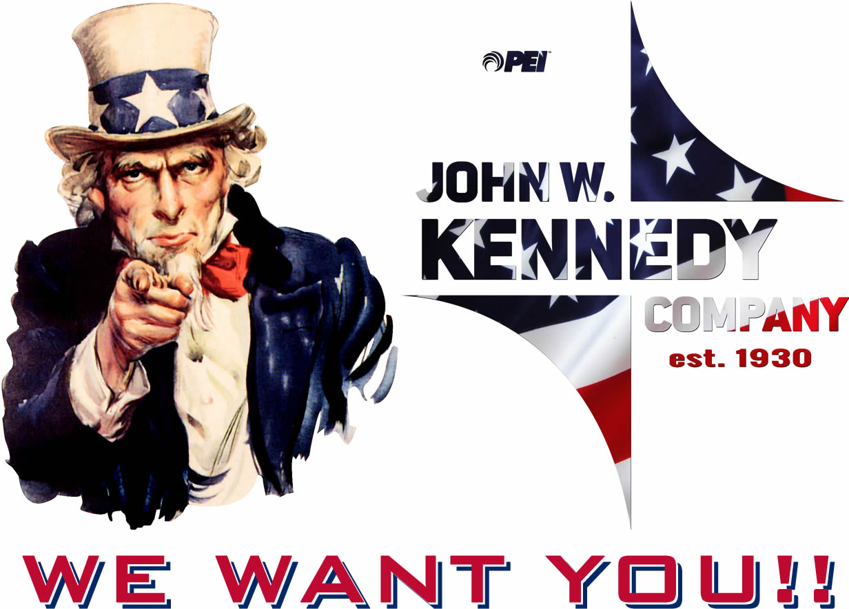 Uncle Sam - We Want You!