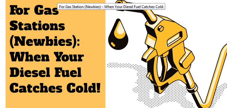 For Gas Station (Newbies) – When Your Diesel Fuel Catches Cold (Infographic0