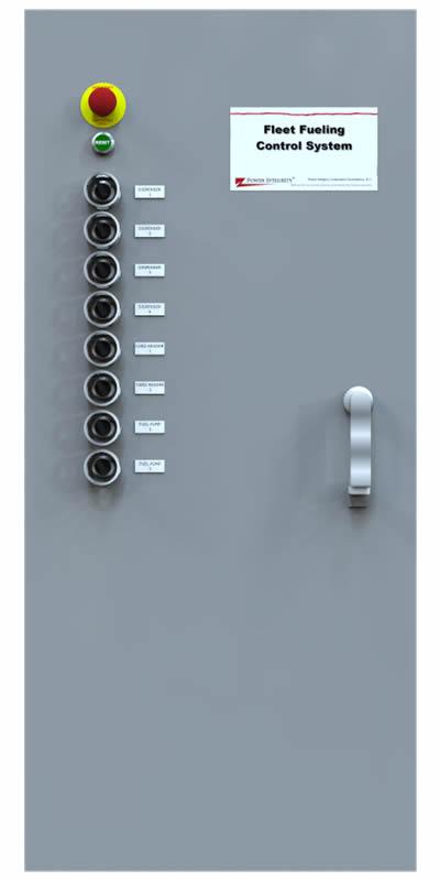 Power Integrity Fleet Fueling Control System