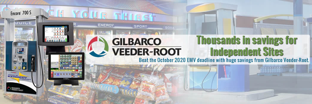 Beat The October 2020 EMV Deadline With Huge Savings From Gilbarco Veeder-Root