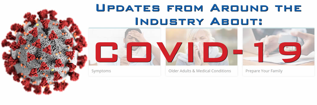 COVID-19 Updates From Around the Industry Along With Helpful POS Cleaning Tips