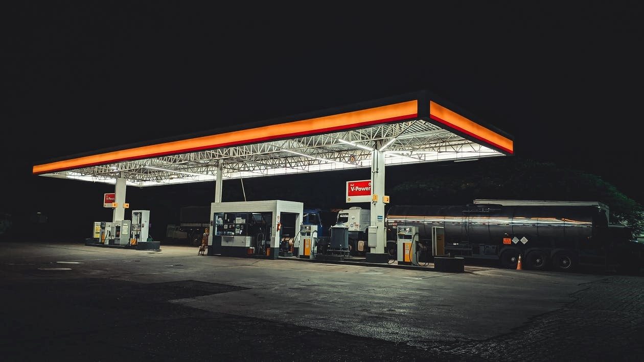 Gas Stations with Convenience Stores
