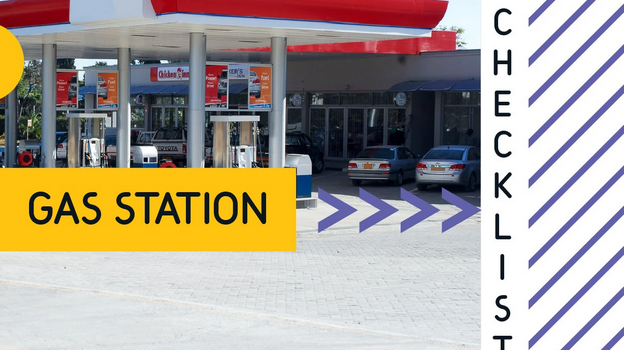 Gas Station Checklist- Things You Must Have