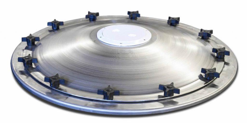 Universal Valve 1943 Stainless Steel Retrofit Sump Lid