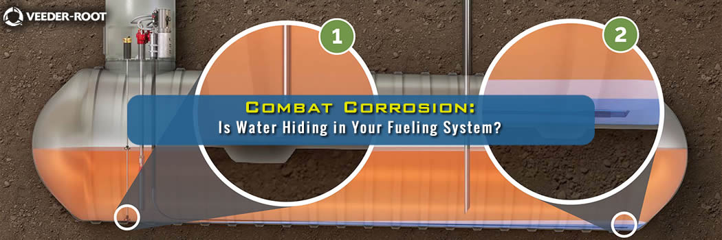 Combat Corrosion: Is Water Hiding in Your Fueling System?