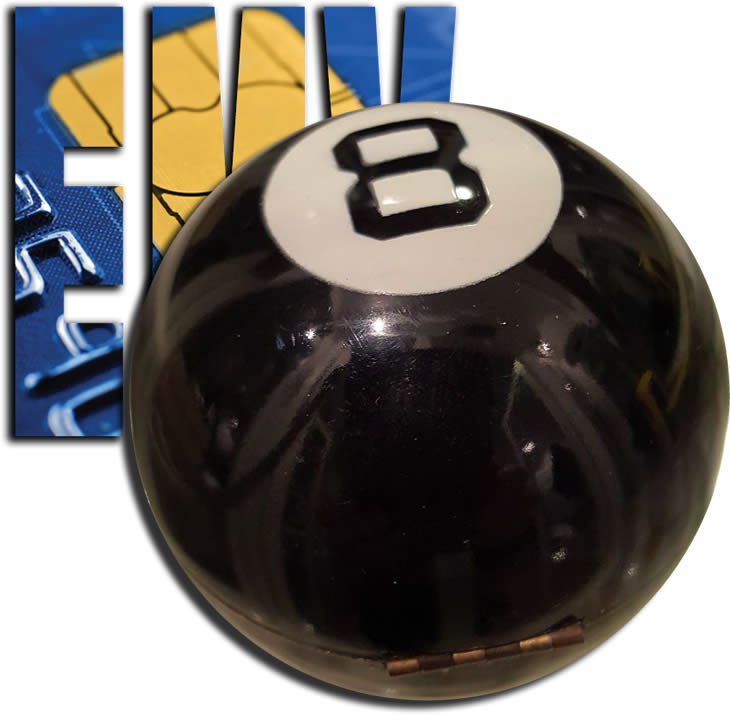 EMV Behind The Eight Ball