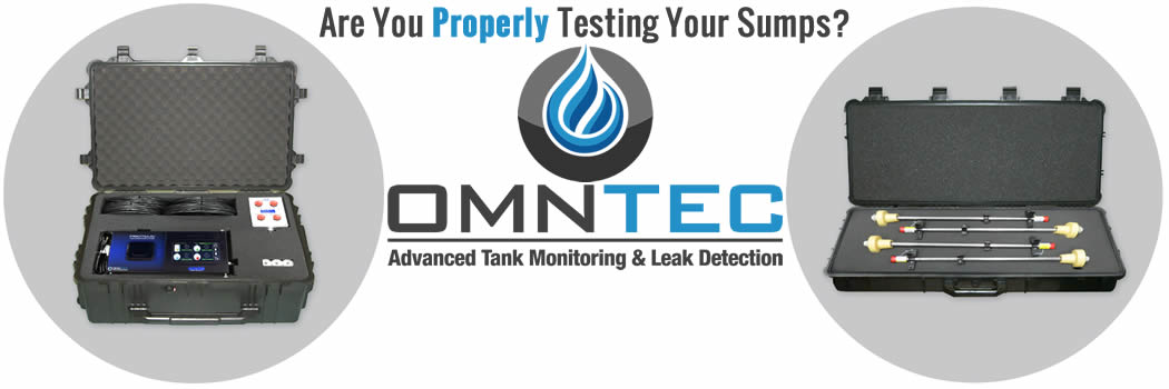 Omntec CLD Series| Portable Containment Sump Tester