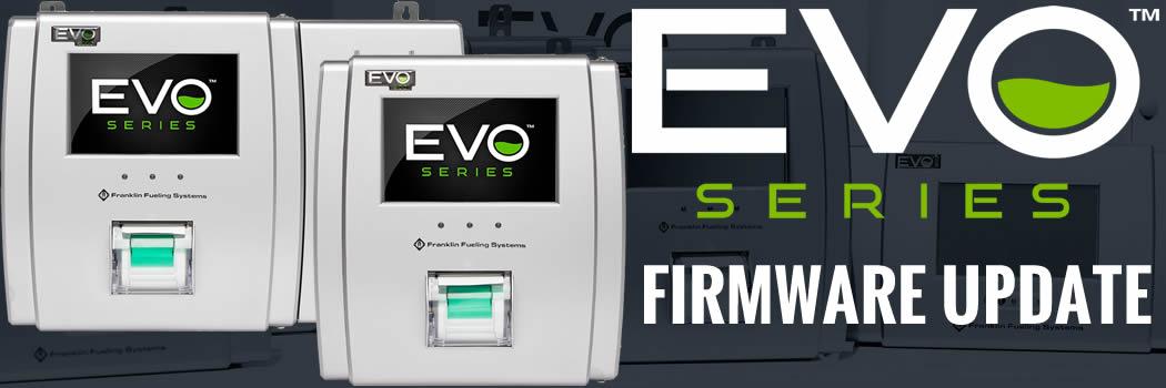 Franklin Fueling Systems EVO™ 600 & EVO™ 6000 ATG FIRMWARE UPGRADE