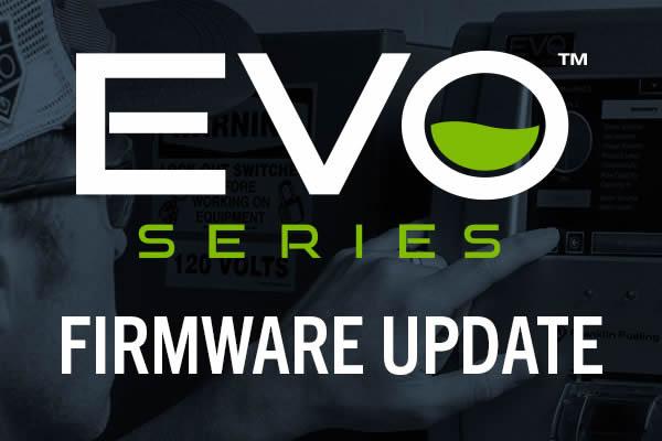 Evo Firmware Upgrade
