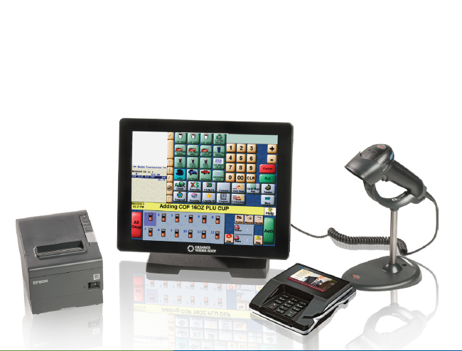 Gilbarco Passport Point of Sale System