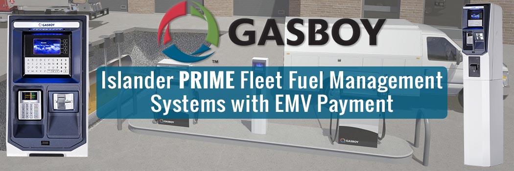 Gasboy Islander / ICR PRIME® with EMV Payment